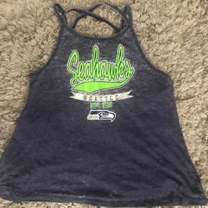 Teens seahawk tank top nfl